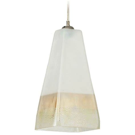 Oggetti Pendant Lights Oggetti Lighting San Marco Satin Nickel Mini Pendant Light With Square Shade 29 3105b