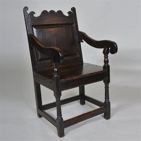 Century Chair by 17th Century Oak Wainscot Chair Elaine Phillips Antiques