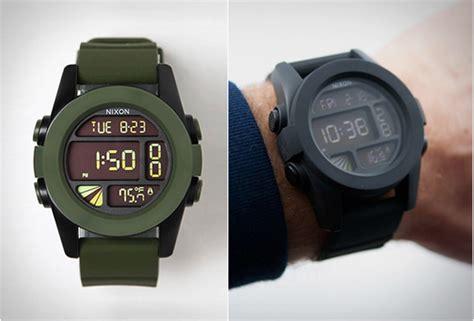 reloj nixon the unit