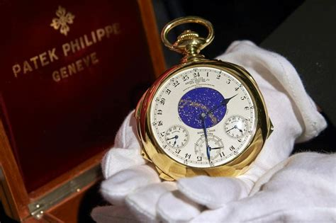 the 24 most expensive watches sold at auction