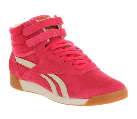Nike Zoom Hi Top Androgynous Chic by Reebok