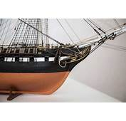 USS Constitution Model From Revell 30 Foto  Kits