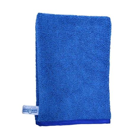 Washlap Microfiber Multiguna Multifungsi jual mipacko microfiber washlap handuk multiguna biru