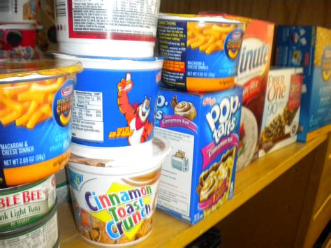 food for college room my college life a photo essay the of our