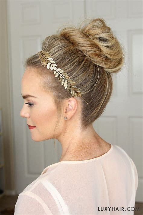 hairstyles luxy hair 17 best ideas about updo hairstyles tutorials on pinterest