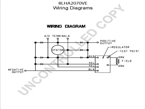 mitsubishi 1273116c91 alternator wiring diagram wiring