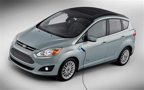 Ford C Max Energi by 2014 Ford C Max Solar Energi Concept
