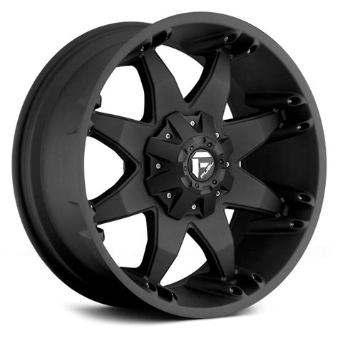 fuel wheels fuel 174 octane wheels matte black rims