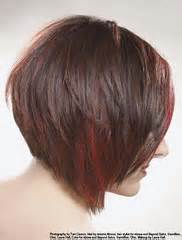 90 degree triangle haircut milady chapter 16 hair cutting flashcards quizlet
