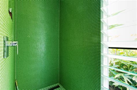 piastrelle bagno verde piastrelle bagno mosaico verde decorazioni per la casa