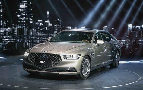 Hyundai Genesis 2020 by The 2020 Genesis G90 Is Finally Memorable Slashgear