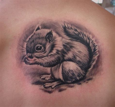 squirrel tattoos designs ideas and meaning tattoos for you