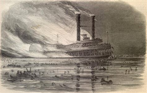 steamboat explosion top 10 worst shipwrecks ever terrific top 10
