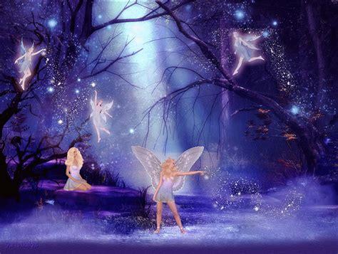 imagenes de unicornios con hadas fees et elfes iv