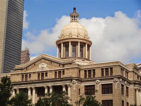photos of harris county courthouse erected 1910 and