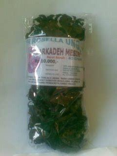 Teh Rosella Ungu we nusantara herbal rosella ungu