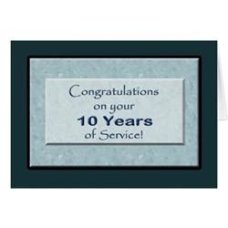 top 10 years of service quotes quotesgram
