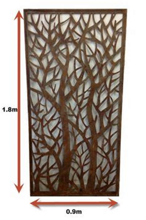 Metal Garden Nz 1000 Images About Lattice Privacy Screens On