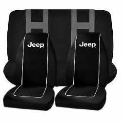 Car Seat Covers For Jeep Grand Laredo Jeep Seat Covers Ebay
