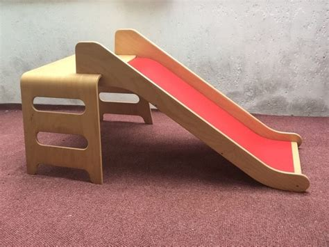 Indoor Wooden Slide for Toddlers   in Lewes, East Sussex
