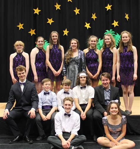 curtain up theatre school the best week of the summer a show in a week with a