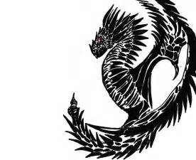 dragon designs clipart best