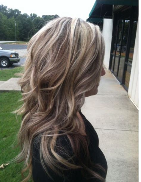 high and lowlights hairstyles the 25 best high and low lights ideas on pinterest low