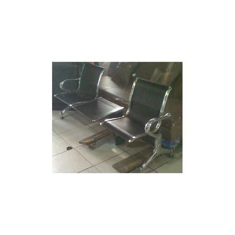 Kursi Tunggu Dari Besi kursi tunggu besi stainless bandara 205 harga sale