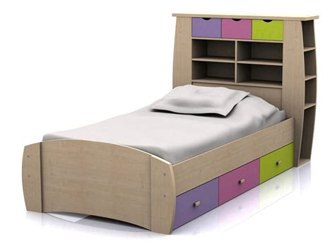 girls bed with drawers sydney single cabin bed pink and maple girls bed with