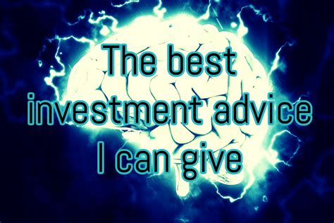 The Best Advice On Services Ive Found by The Best Investment Advice I Can Give Halt Catch