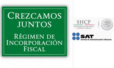fiscalia publicaciones rgimen de incorporacin fiscal r 233 gimen de incorporaci 243 n fiscal rah abogados sc