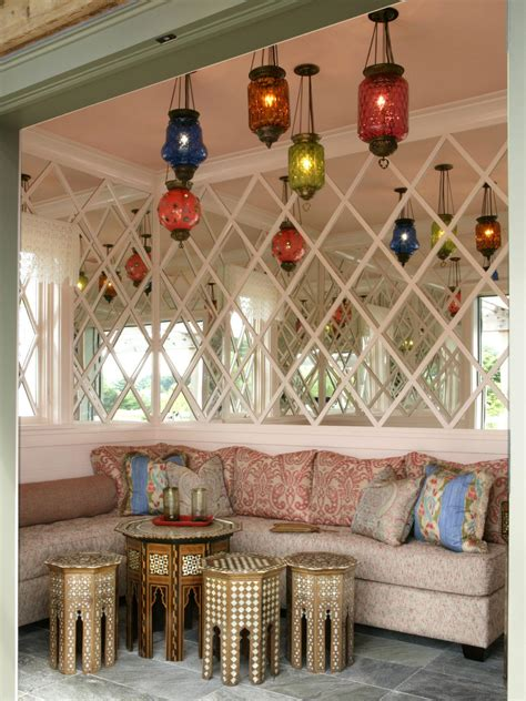 Moroccan Decor Ideas for Home Interior Design Styles and Color Schemes for Home Decorating HGTV