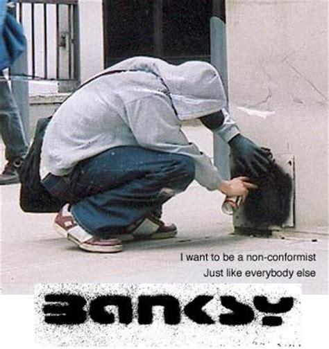 lenguagraficablogspotcom banksy la nueva era del