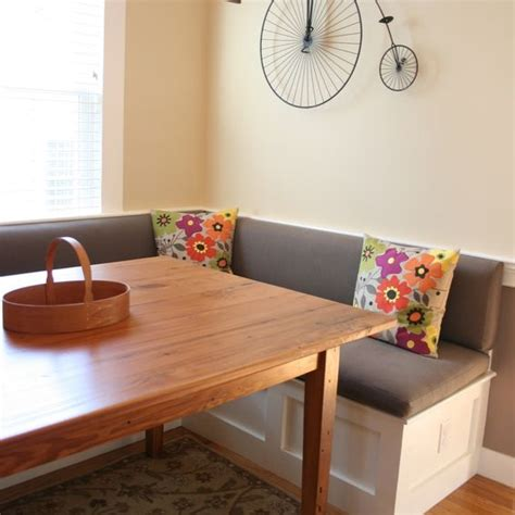 Custom Made Banquette Seating by Crafted Custom Banquette Seating For Interior Design