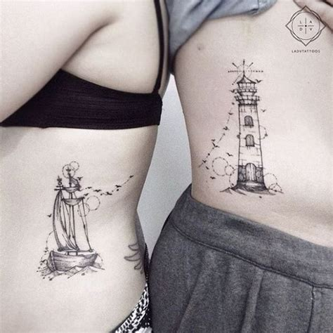 couple tattoo unique take your love to new heights with these awesome matching