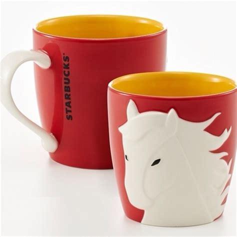 Tumbler Starbucks Wuhan starbucks city mug 2014 cny year of the mug 12 oz