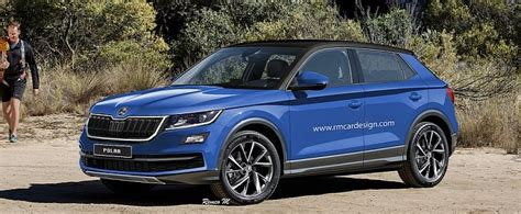 skoda polar rendering offers a preview of the brand s