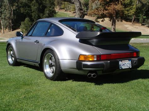 porsche 911 930 for sale bat exclusive mechanically fresh 1987 porsche 930 turbo