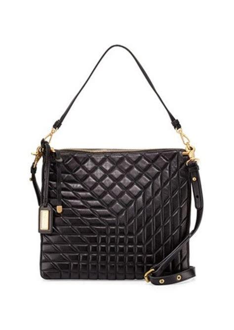 Handbag Clarisa 4 In 1 badgley mischka badgley mischka clarissa quilted leather