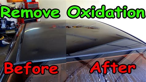 leprechaun boat wax how to remove oxidation from car paint youtube