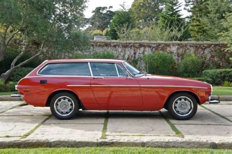 Volvo Sport Wagon 1973 Volvo 1800 Es Sport Wagon One Registered Owner From