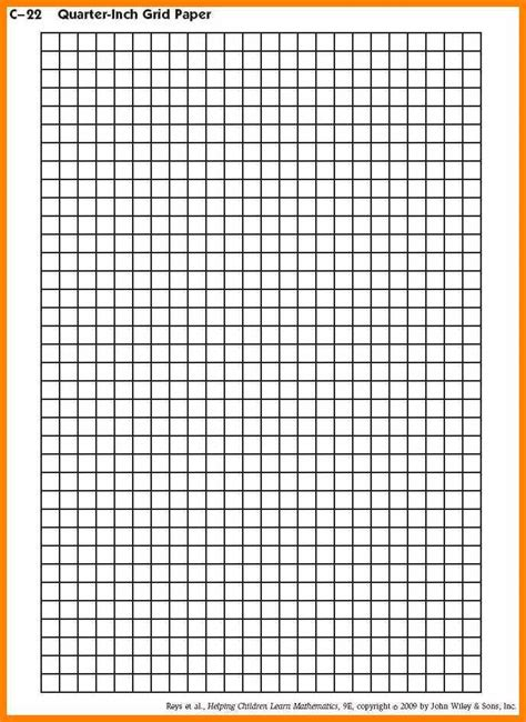 printable quarter inch graph paper 5 1 4 inch grid paper fast life atlanyc