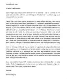 appeal template letter of appeal sle template resume builder