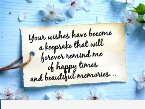 Thanks For Wishing Birthday Quotes Thank You Messages For Birthday Wishes Quotes And Notes