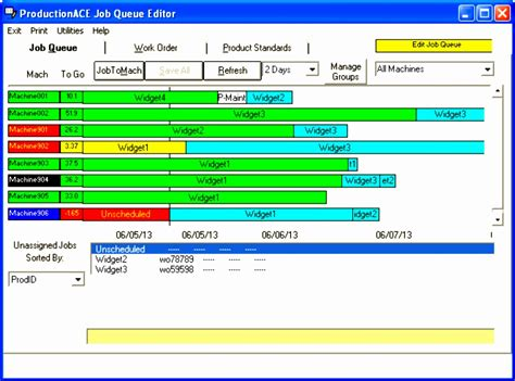 11 Production Scheduling Excel Template Exceltemplates Exceltemplates Production Planning Templates For Free In Excel
