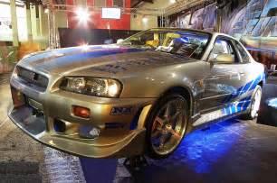 Nissan Skyline 2 Fast 2 Furious Brian O S Nissan Skyline R34 Gt R 2 Fast 2