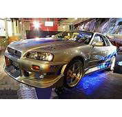Brian O Conner S Nissan Skyline R34 GT R  2 Fast