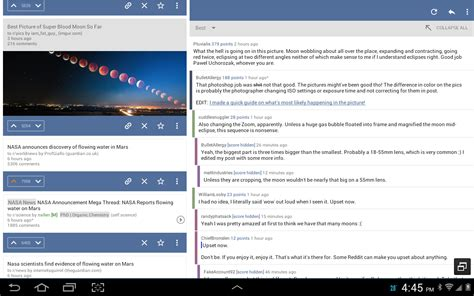 baconreader apk baconreader for reddit 5 1 2 apk android news