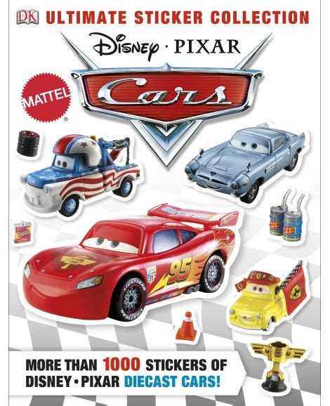 big book of cars dk 9780789447388 amazon com books 36 best images about dk sticker books disney on disney disney fairies and inside out