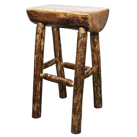 log stools and benches best 25 log bar stools ideas on pinterest rustic log